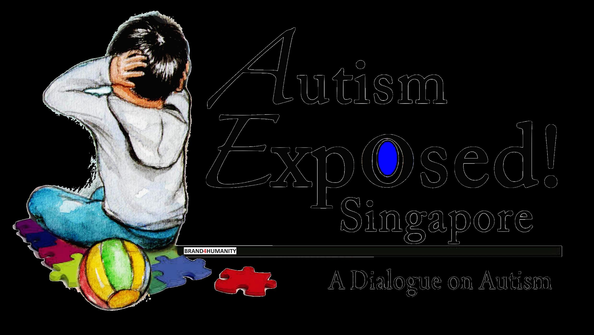 Logo AUTISM EXPOSED SINGAPORE
