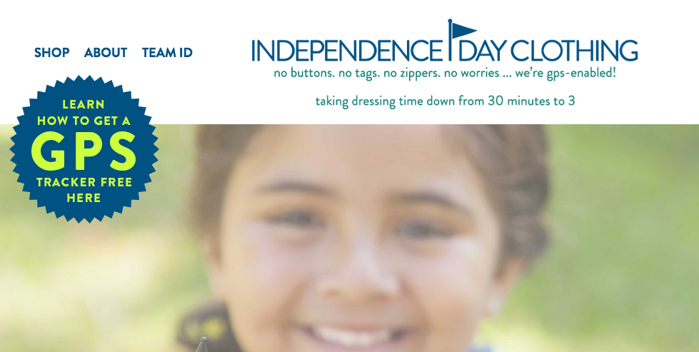 Independence Day Clothing - Helping Children with Autism