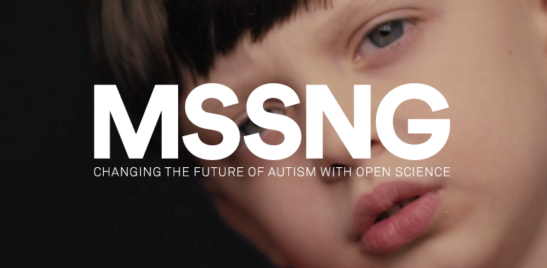 MSSNG - Helping Children with Autism