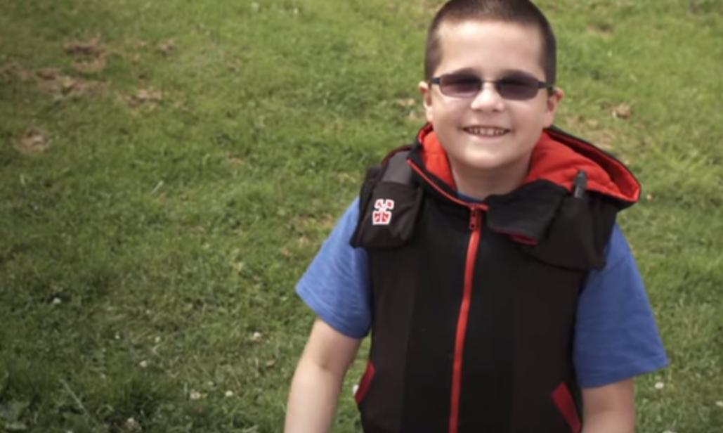 Snug Vest - Helping Children with Autism